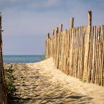 Sandweg zum Strand
